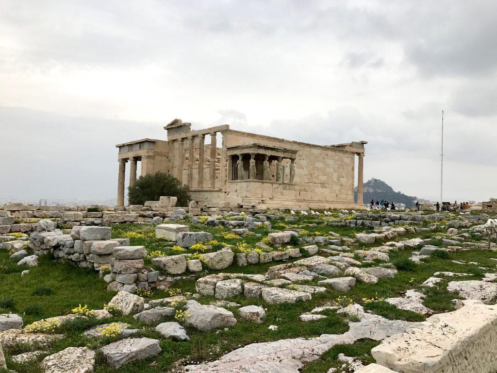 Templul Cariatidelor din Atena