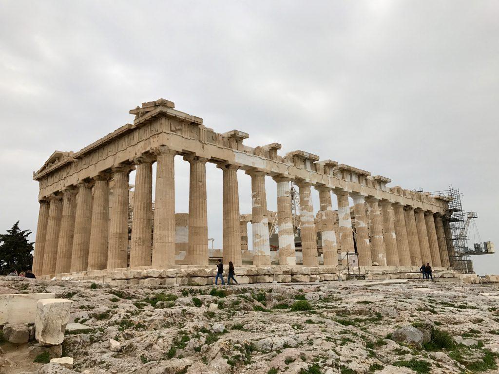 Parthenonul din Atena