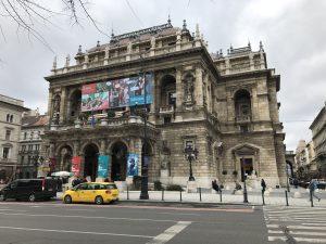 Opera din Budapest