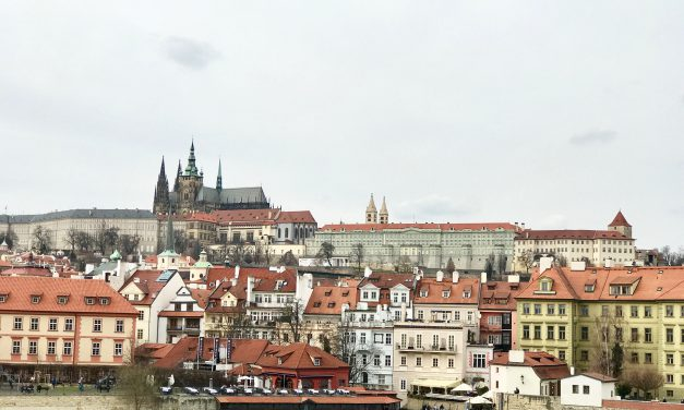 Cum a fost a doua întâlnire cu Praga?