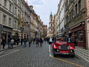 Străzi din Praga