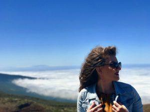 Deasupra norilor, Tenerife