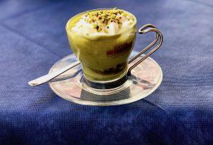 Cafea cu fistic, Tropea