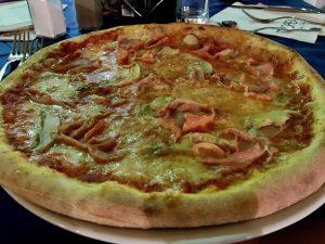 Pizza, Calabria