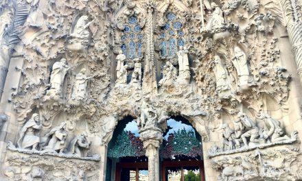 Sagrada Familia în imagini altfel