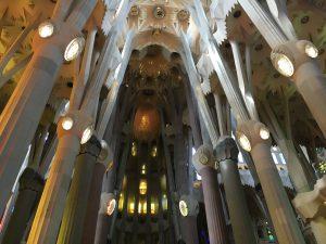 Sagrada Familia în imagini