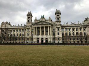 Muzeul de Etnografie din Budapesta