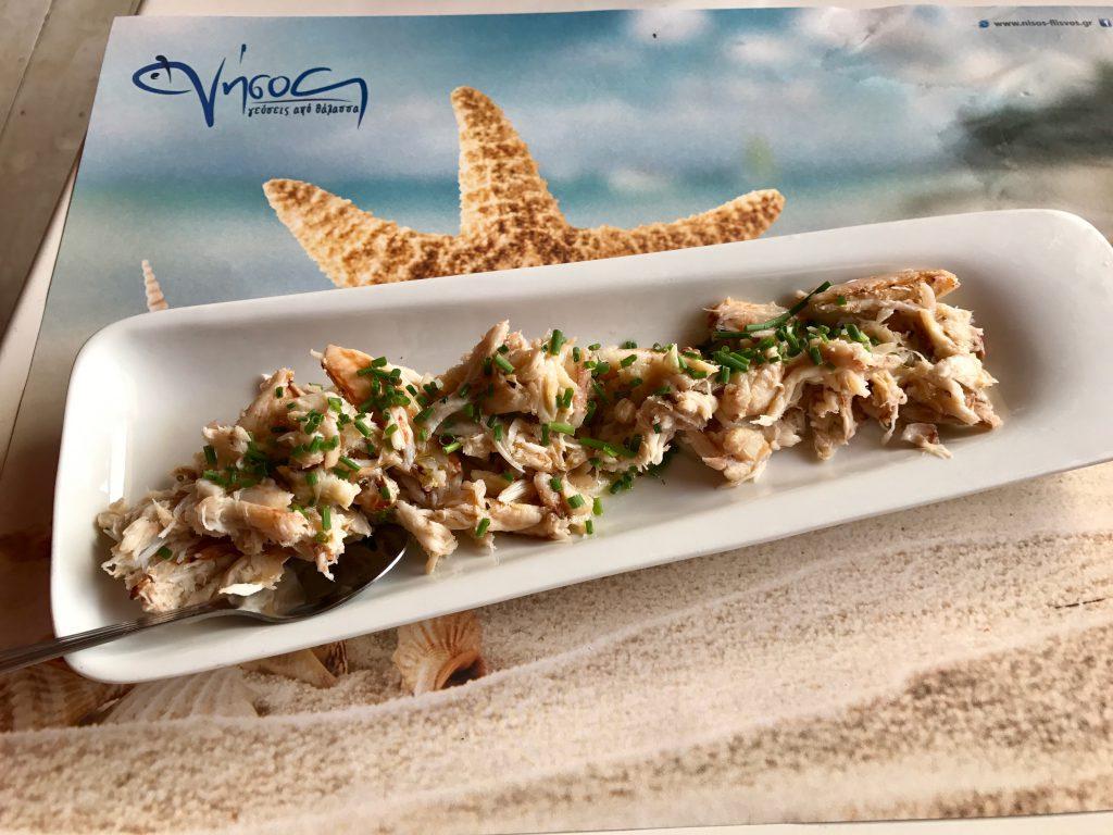 Tur culinar al Atenei în imagini