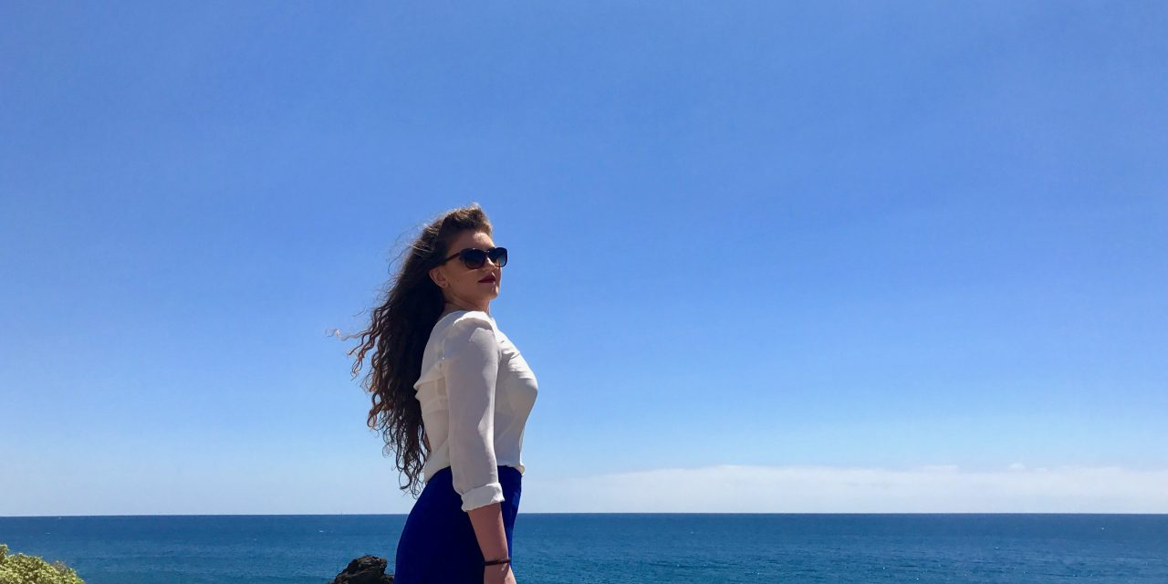 Tenerife și Oceanul Atlantic