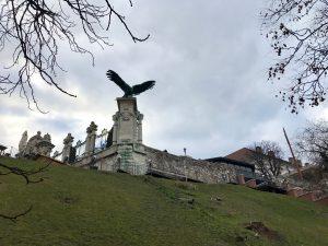 Dealul Castelului din Budapesta