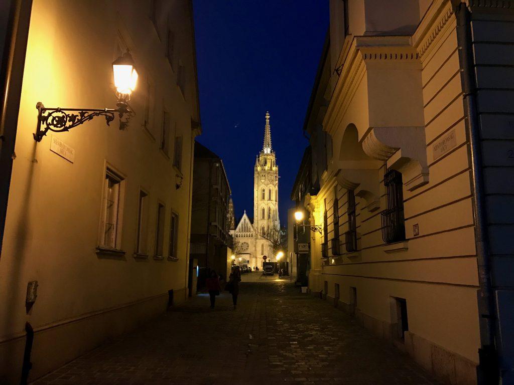 Catedrala Mátyás din Budapesta