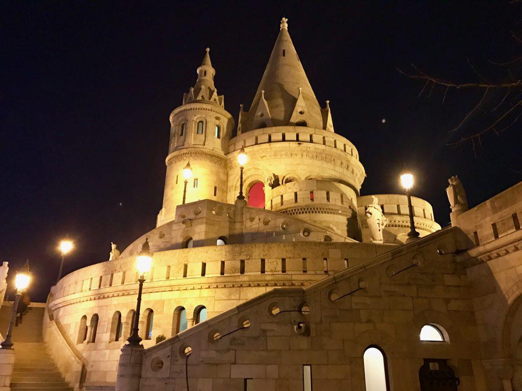 Bastionul Pescarilor din Budapesta