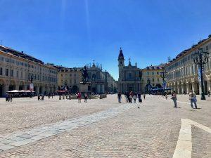 Piața San Carlo, Torino