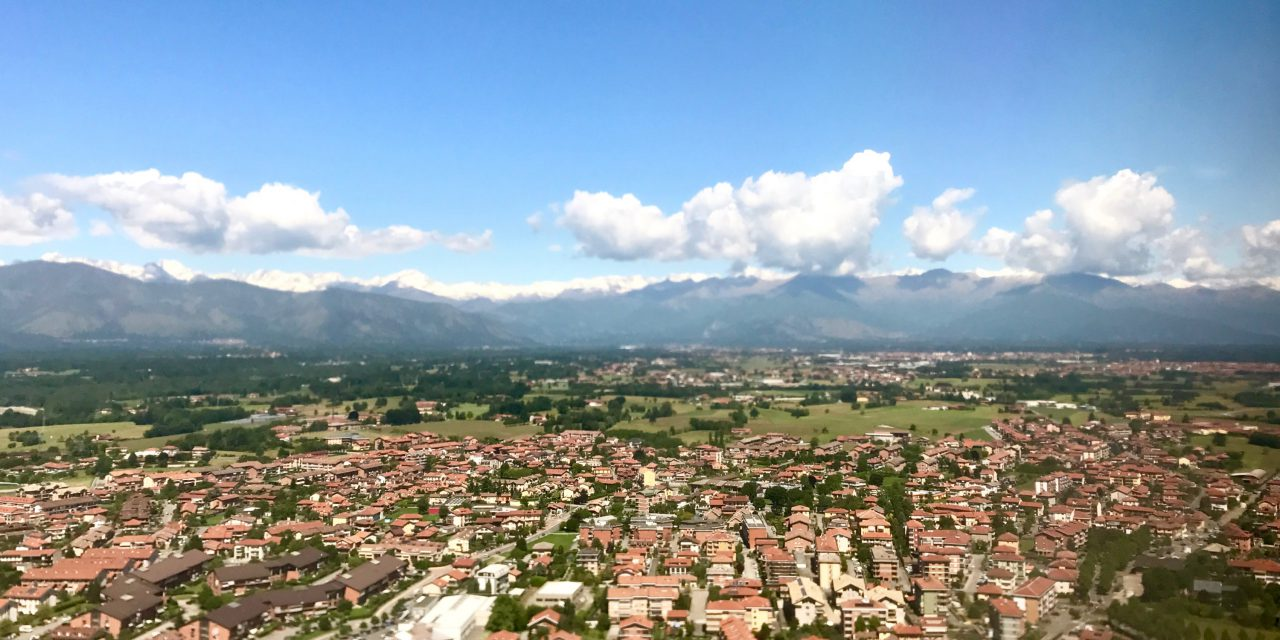 Zboruri cu escală și câteva ore în Torino
