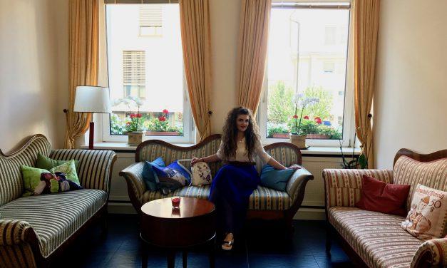 Despre primele două nopți din Austria și hotelul Garni Bodensee din Bregenz