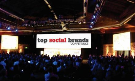 Ne vedem la Top Social Brands Conference 2017