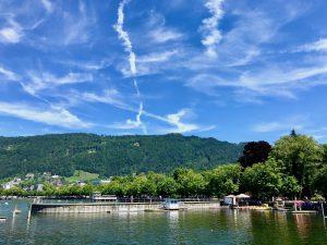 Lacul Constanța, Bregenz, Vorarlberg, Austria