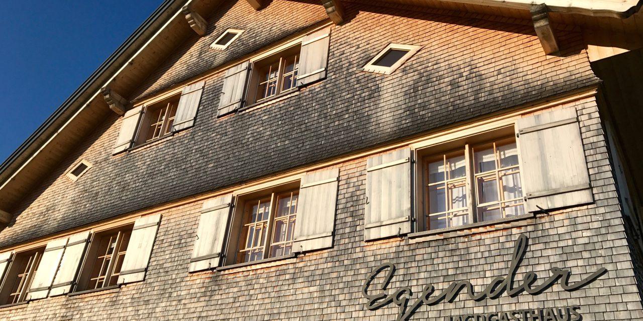 O noapte departe de lume – Jagdgasthaus Egender în imagini