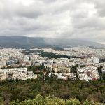 Atena privită de sus – Dealul Lycabettus