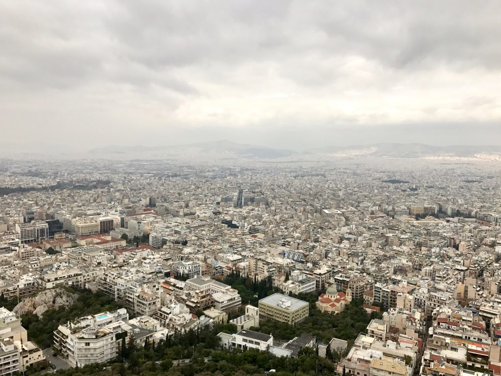 Dealul Lycabettus