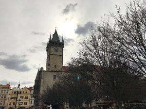Praga în imagini