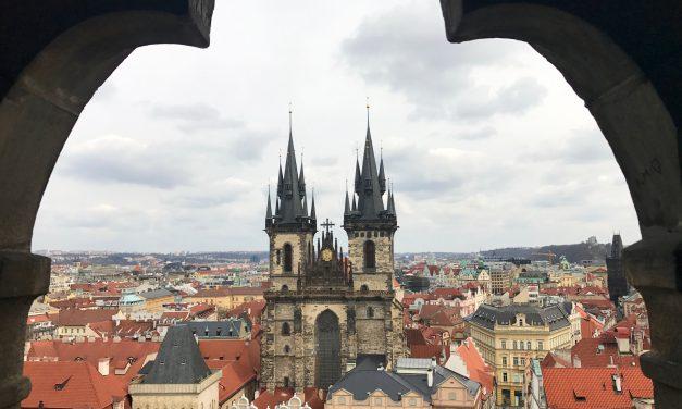 Misterioasa Praga în imagini – a doua întâlnire