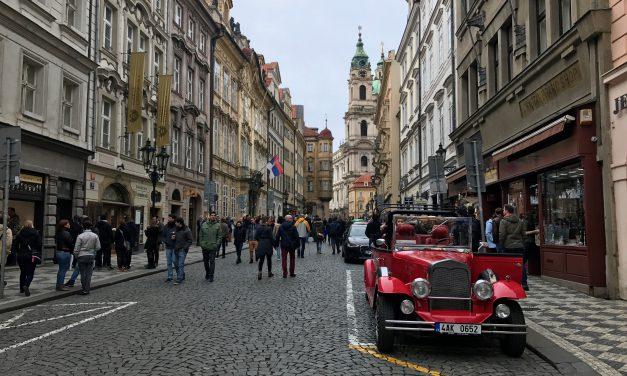 Amintirile unei aventuri cu mașina – Budapesta, Praga, Bratislava, Viena