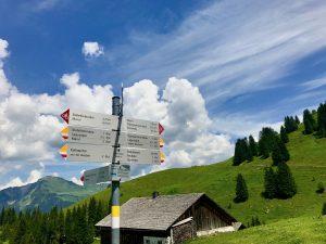 Tur culinar în Sonntag-Stein, Vorarlberg