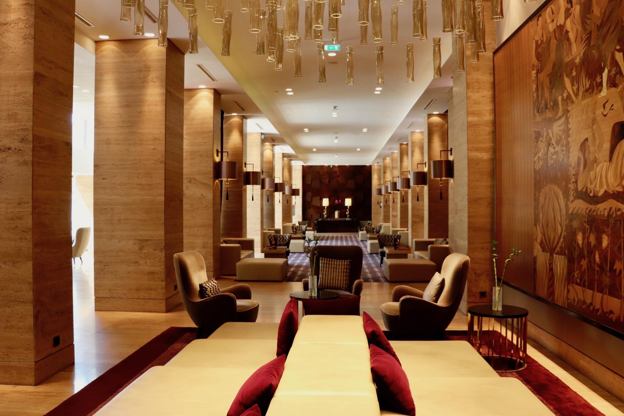 Hotel Metropol Palace Belgrade