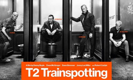 T2 Trainspotting. Alege viața.