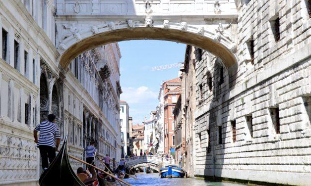 Veneția în imagini – orașul muzeu
