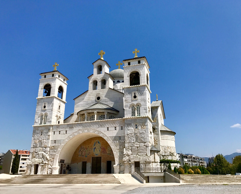 Podgorica, Muntenegru