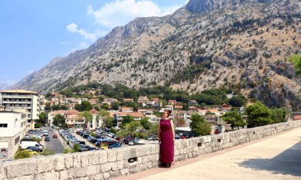 Kotor – orașul care dezvăluie un spectacol al naturii