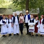 Muzeul Astra din Sibiu – inaugurări în ritm de nuntă și pe sunet de fanfară