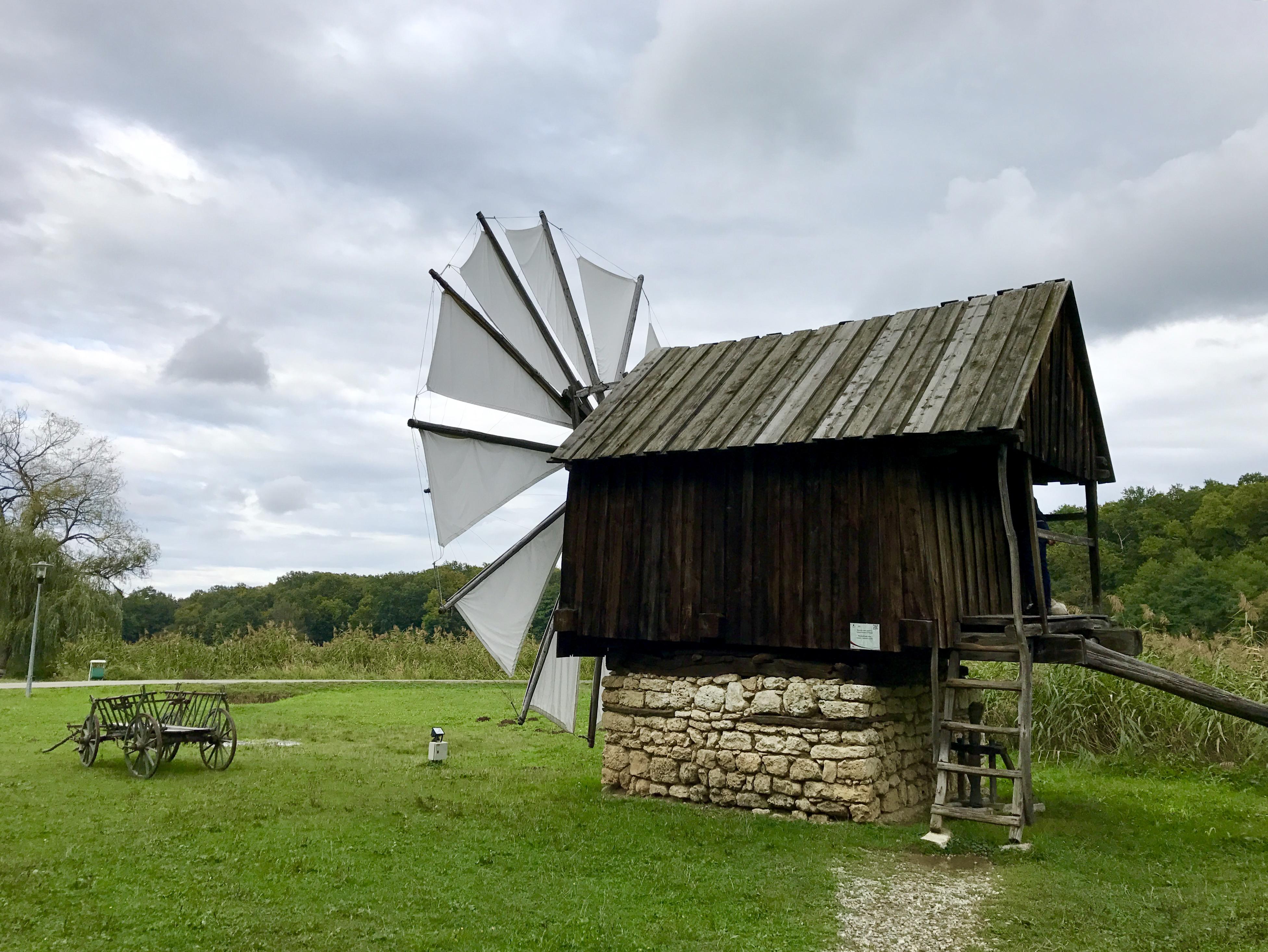 Muzeul Astra - Visator prin lume