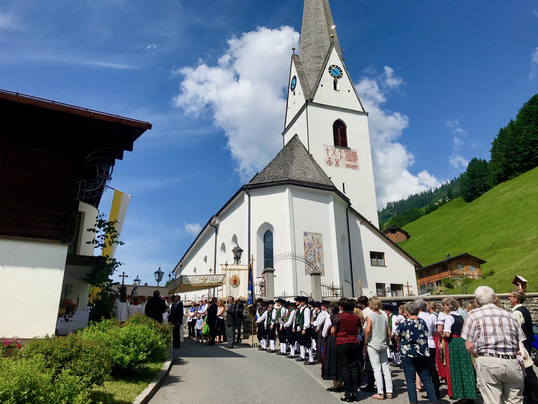 Sărbătoare în Austria