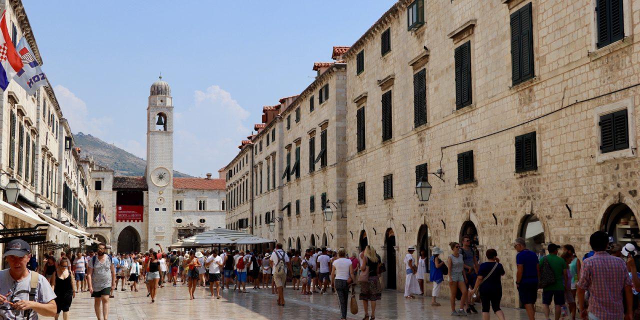 Top 20 cele mai frumoase fotografii din Dubrovnik și din Insula Lokrum