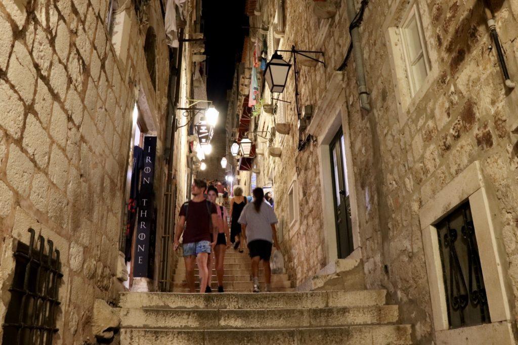 Dubrovnik - Visator prin lume