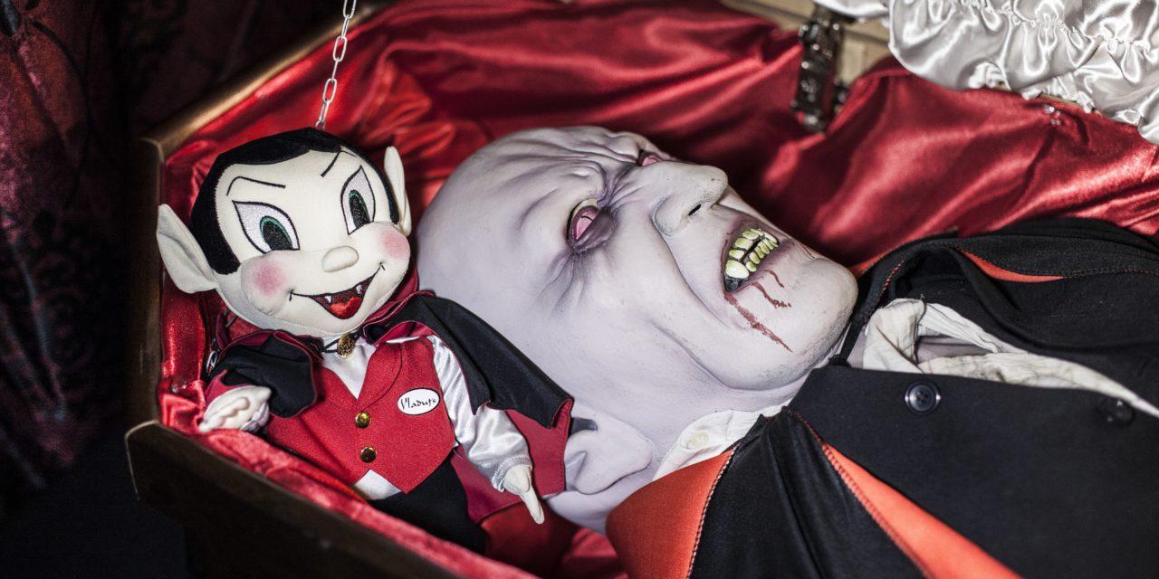 Căutându-l pe Dracula, l-am găsit pe Vlăduts
