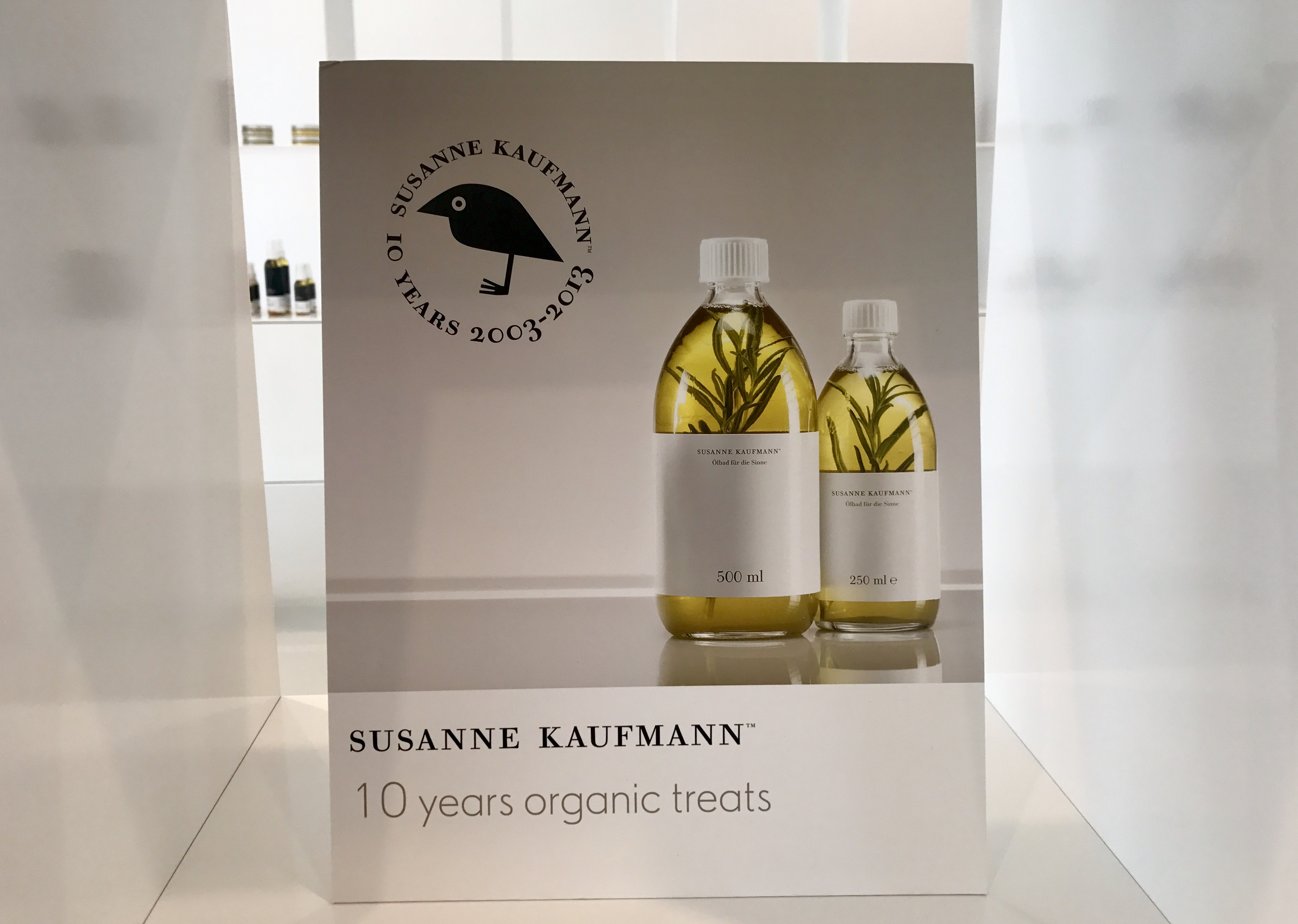 Magazinul Susanne Kaufmann