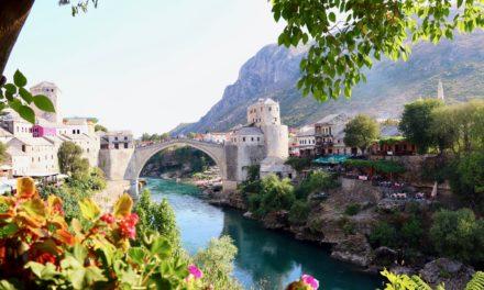 Mostar – surpriza anului 2017