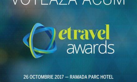 Am fost nominalizată pentru titlul de Cel mai Popular Blogger de Travel din România!