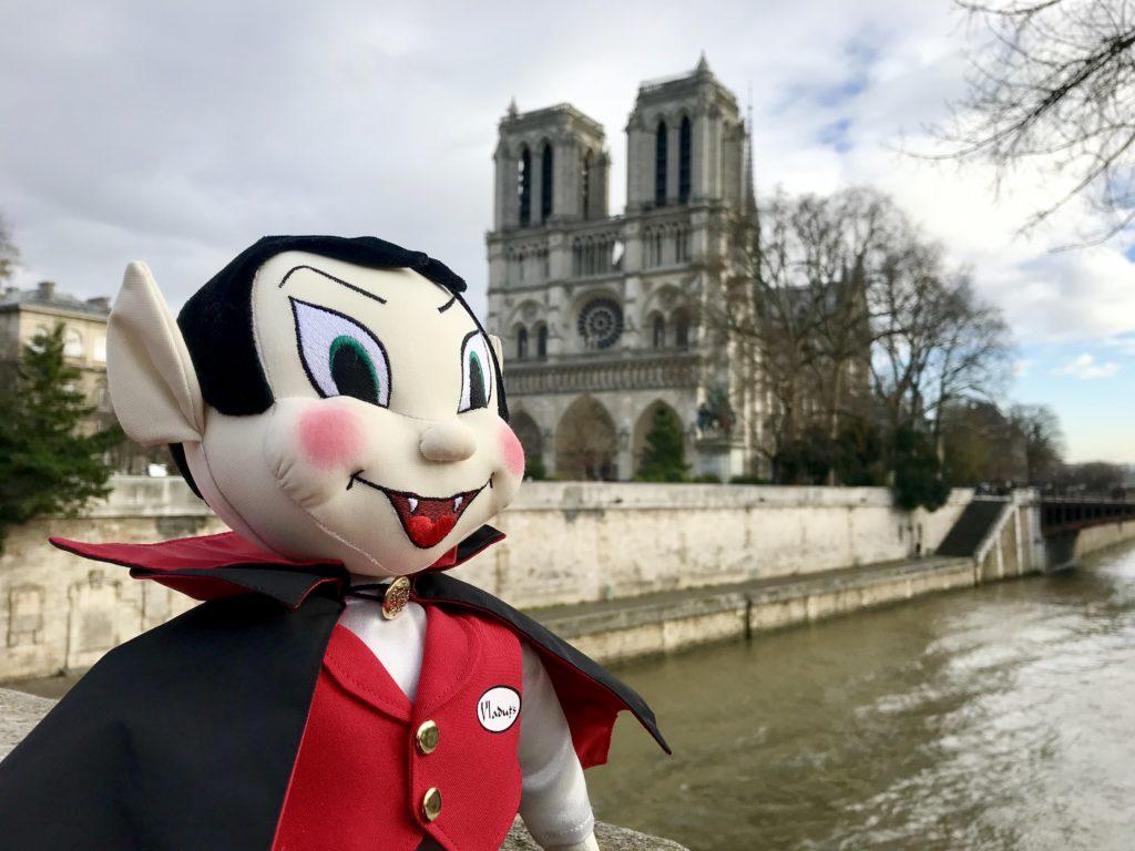 Vlăduts la Notre Dame