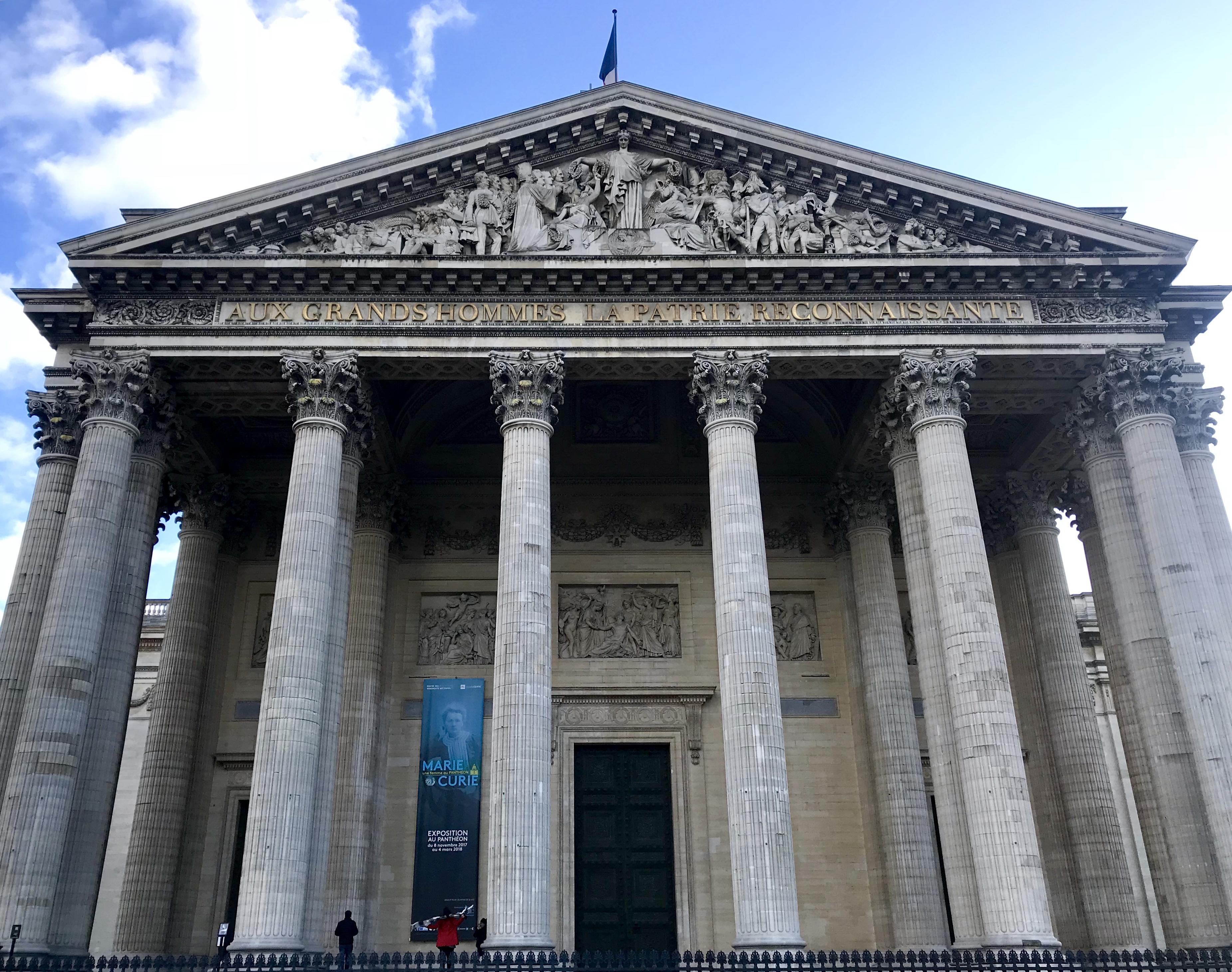 Pantheonul din Paris