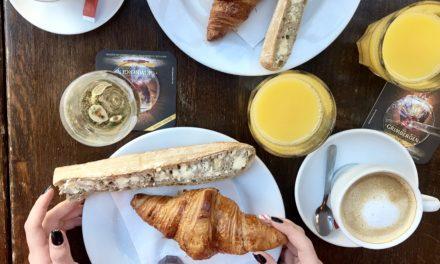 Unde bem cafeaua weekendul acesta? În Paris