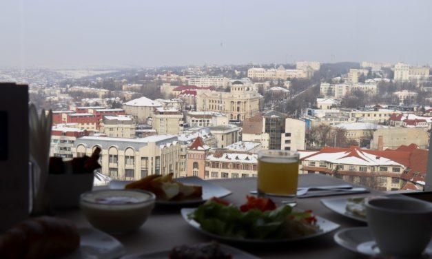Visător în inima Moldovei, la Unirea Hotel & SPA Iași