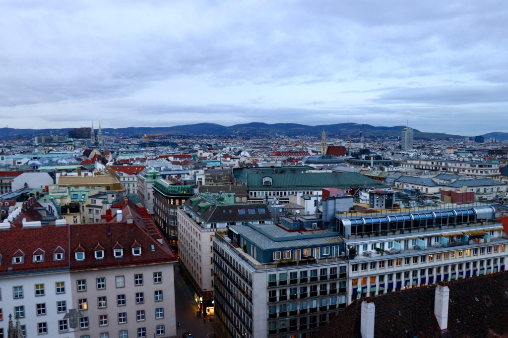 Viena - Visător prin lume