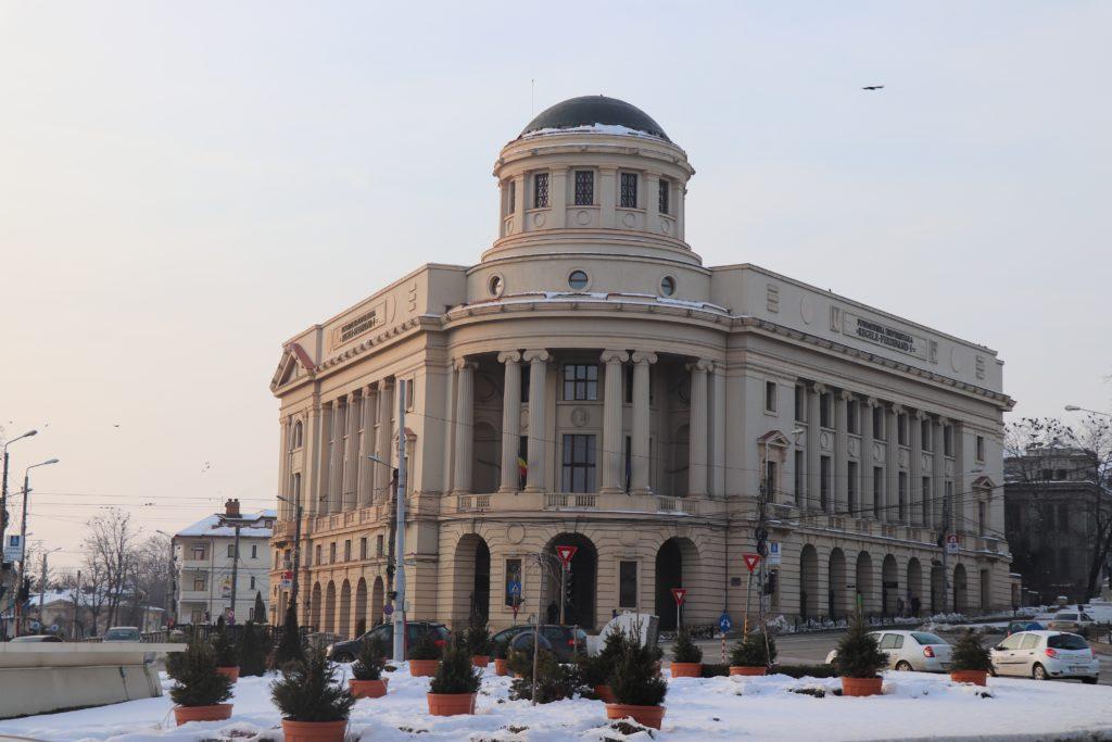 Iași - Biblioteca Mihai Eminescu