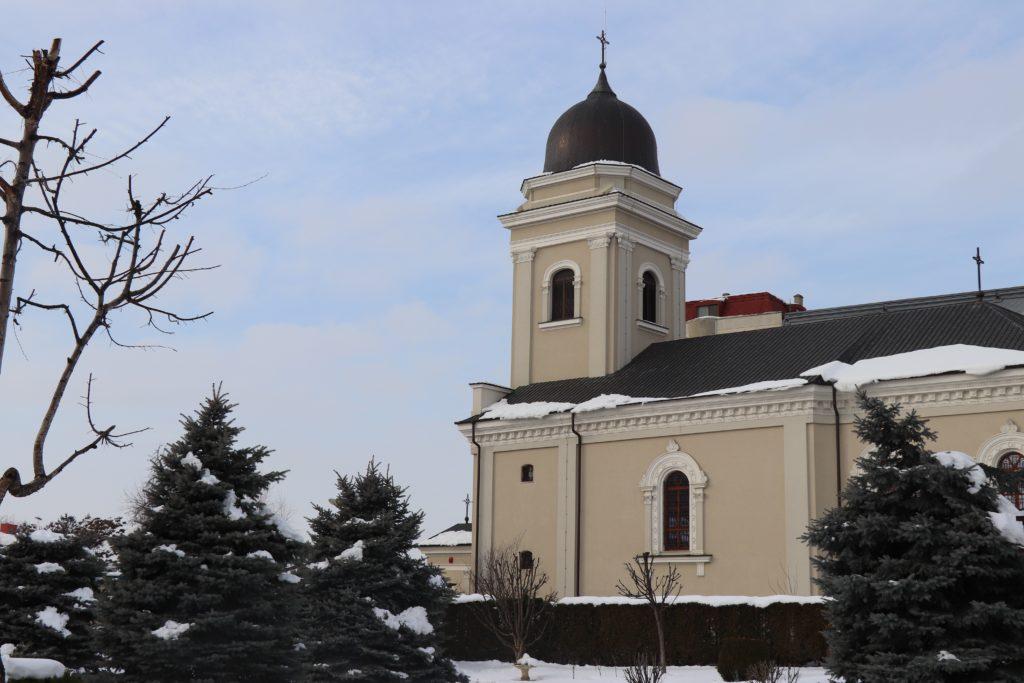 Iași - Biserica Banu
