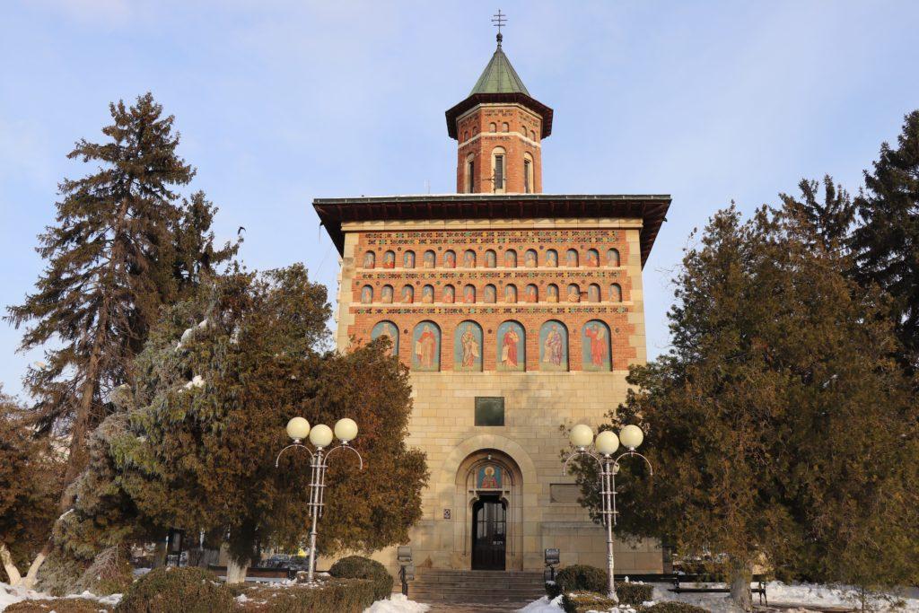 Iași - Biserica Sfântul Nicolae Domnesc